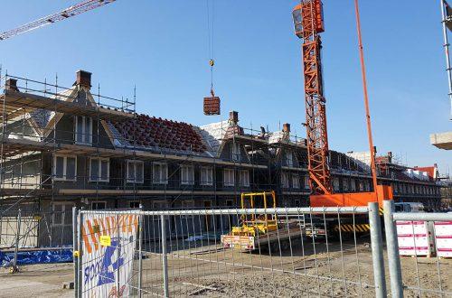 nieuwbouw hellend dak Nijmegen